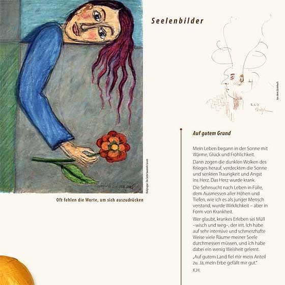 Broschüre: Print-Projekt · Seelsorge und Begegnung im Paulushaus · Seite 4