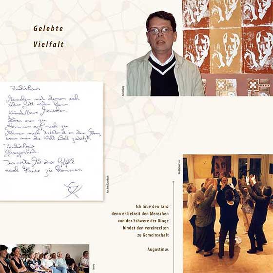 Broschüre: Print-Projekt · Seelsorge und Begegnung im Paulushaus · Seite 6