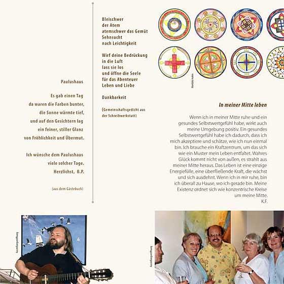 Broschüre: Print-Projekt · Seelsorge und Begegnung im Paulushaus · Seite 7