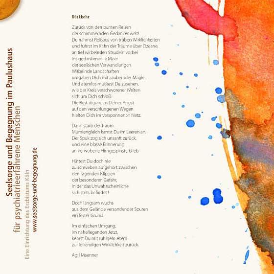 Broschüre: Print-Projekt · Seelsorge und Begegnung im Paulushaus · Seite 11