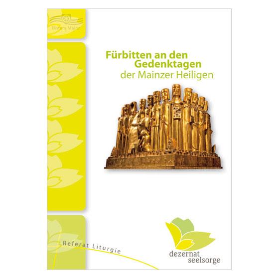 Dezernat Seelsorge · Mainz | Broschüre
