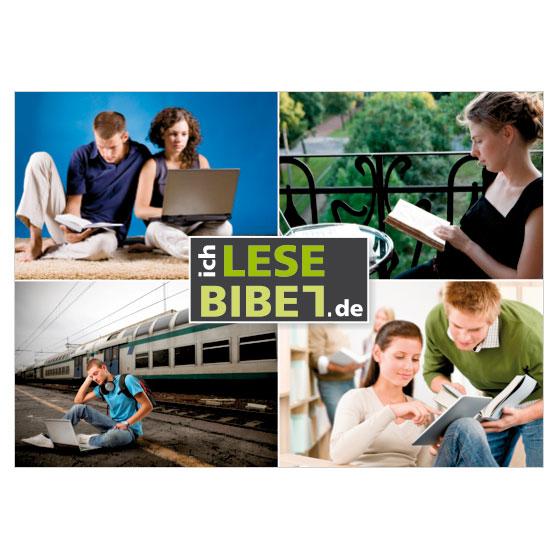 Erwachsenenbildung | Erbistum Köln | i-learning | Postkarte