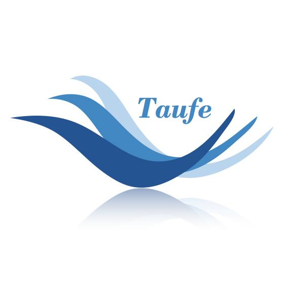 Broschüre: Logo Taufe · Gemeindepastoral Mainz