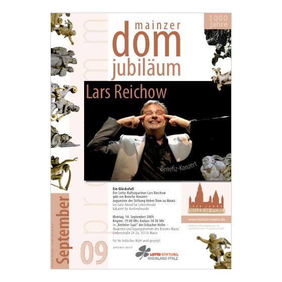 1000 Jahre Dom zu Mainz | Flyer