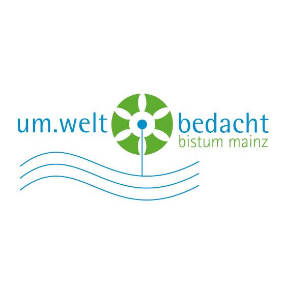 Referat Umwelt im Bistum Mainz | Logoentwicklung