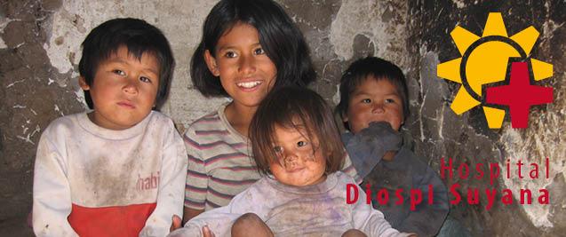 Neue Website für Diospi Suyana