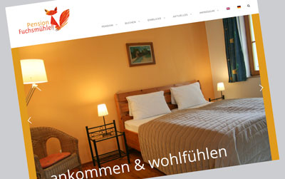 Pension Fuchsmühle Rothenburg o.d.T.