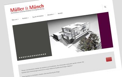 Müller & Münch · Architektur
