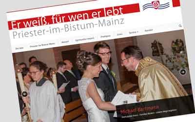 Priester im Bistum Mainz