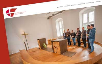 Priesterseminar  Mainz