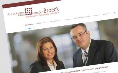 Kanzlei Prof. Dr. van der Broeck & van der Broeck