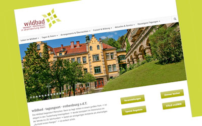 Wildbad · Rothenburg