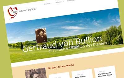 Gertraud von Bullion
