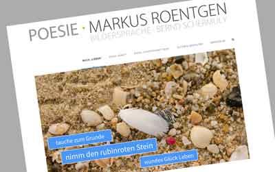 Poesie · Markus Roentgen