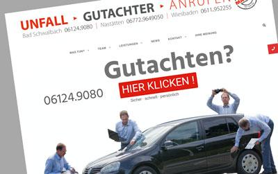 KFZ-Gutachter Maurer · Bad Schwalbach · Wiesbaden · Nastätten