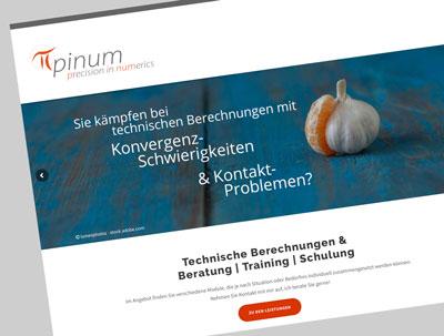 pinum · precision in numerics